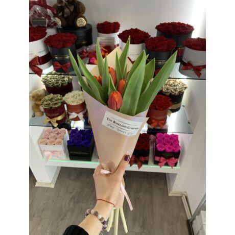 5 Szálas Tulipán Csokor