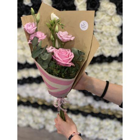 Mini Rózsás Csokor