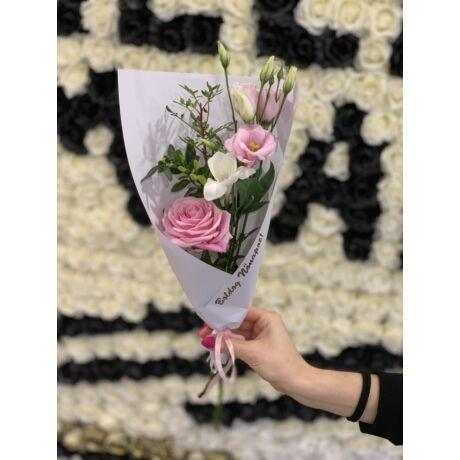 Mini Rózsás Csokor 2